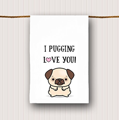 I-Pugging-Love-You-Tea-Towel-Pug-Dish-Towel