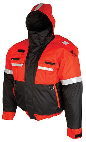 2XL International orange Powerboat™ Flotation Jackets - R3-3000002983 (Jacket Powerboat Flotation)
