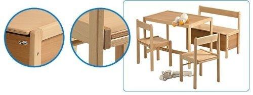 Geuther Kindermöbel Set S Stuhl Tisch Truhe Amazonde Baby
