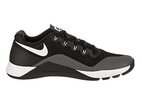 Turnschuhe Repper Nike Gris Grey 902173 Blanco dark white black Sneakers Running Dsx Mujeres Metcon Negro 0TgqFgw4p