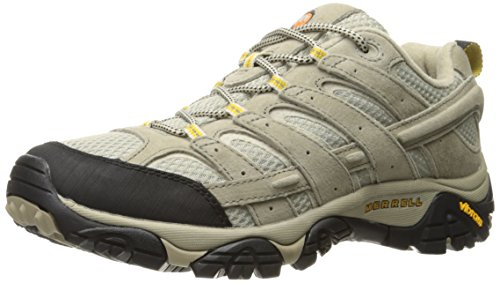 Merrell Women's Moab 2 Vent Hiking Shoe, Taupe, 10 W US (Best Affordable Hiking Shoes)