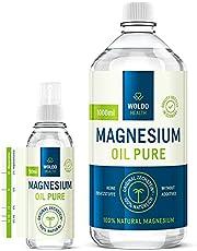 Zechstein Magnesiumolie met spuitflesje 1.000ml - voor benen, kuiten, nek