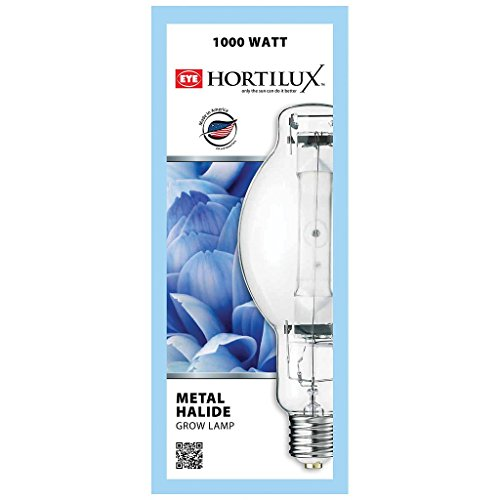 Hortilux Universal Eye Hortilux Metal Halide Bulb, 1000W