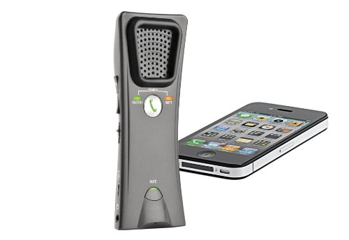 Serene Innovations HearAll SA-40 Portable Bluetooth Cell Phone Amplifier with 40dB ()