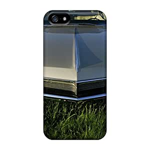 BkI1019etqE Tpu Phone Case With Fashionable Look For Iphone 5/5s - Buick Riviera 1967