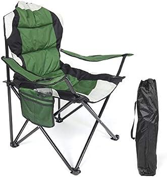 AOTOMIO Folding Camping Chair Portable Outdoor Fishing Beach Chair
