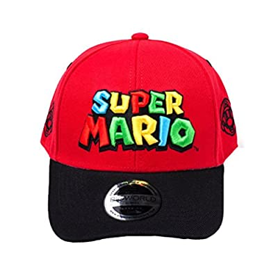 Official Nintendo - Super Mario Cap/Snapback from Nintendo