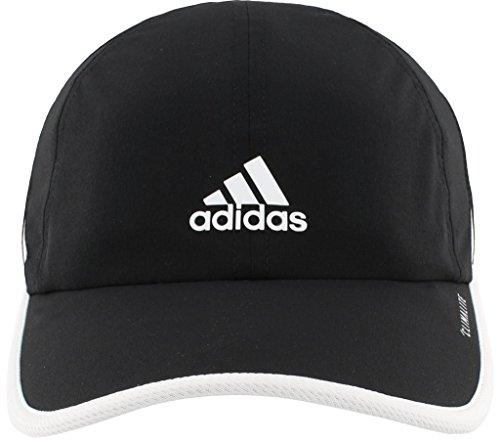 Adidas Climacool Visor - adidas Women's Superlite Relaxed Performance Cap, Black/White, One Size