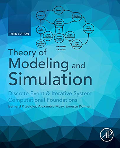 Theory of Modeling and Simulation: Discrete Event & Iterative System Computational Foundations ()