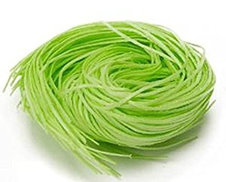 Edible Easter Grass ~ 1 oz (Green Apple)
