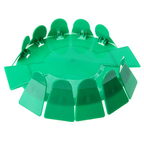 1pc Green All-Direction Putting Cup Golf Practice Hole Training Aid Indoor/Outdoor - Opaque