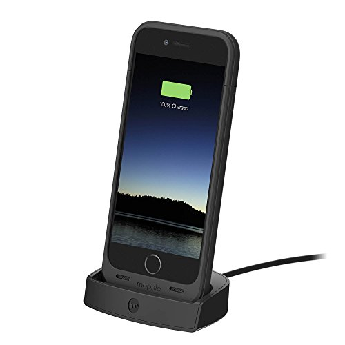mophie juice pack Charging Dock for iPhone 6/6s - Black