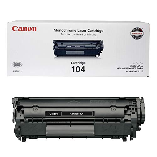 Canon Original 104 Toner Cartridge - -