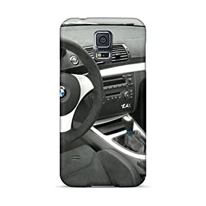 Cute Appearance Covers/tpu XHx4720ckni Bmw Concept 1 Series Dashboard Cases For Galaxy S5