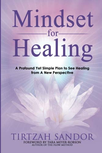 The 4 best mindset for healing book