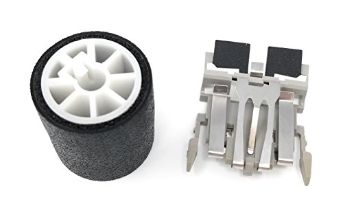 Fujitsu Pick Roller and Pad Assembly for fi-4120 fi-4220c fi