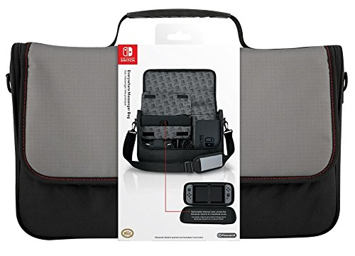 Everywhere Messenger Bag for Nintendo Switch  Amazon.ca  Computer and Video  Games d0fb2b463cba0