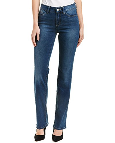 NYDJ Women's Marilyn Straight Leg Jeans in Future Fit Denim, Le Maire, 10