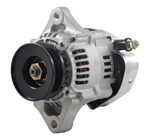 NEW 16 VOLT 60 AMP 1-WIRE MINI RACE ALTERNATOR FITS HI AMP (Amp 1 Alternator)
