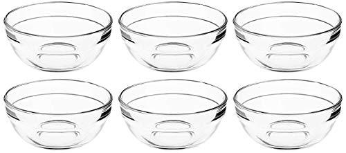 Amazon Brand - Solimo Glass Bowls set