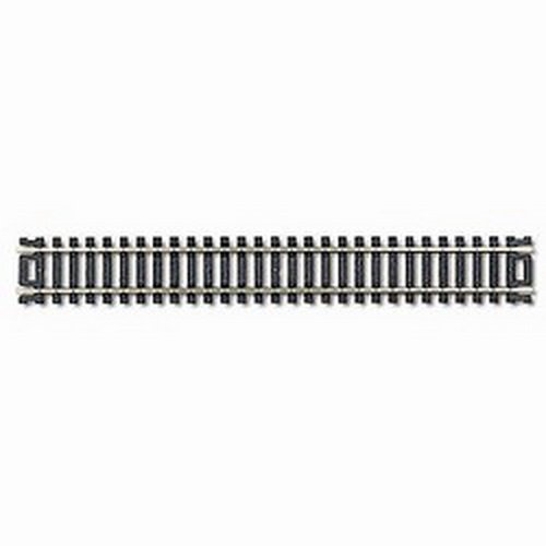 "Code 100 Nickel Silver 9"" Straight Snap Track HO Scale Atlas"
