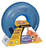 Petmate Crazy Circle Interactive Cat Toy, Small, My Pet Supplies