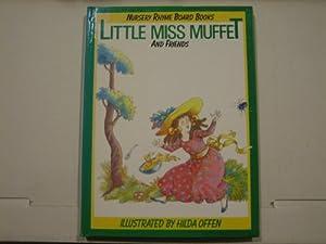 Board book Miss Muffet Book