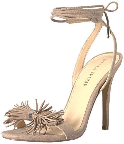 Ivanka Trump Women's Hethal Heeled Sandal, Natural, 8 M US