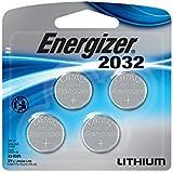 Energizer Batterie au lithium (CR 2032, 4p Blister)