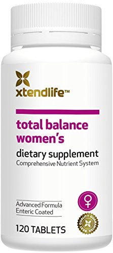 Xtend-Life Total Balance Women's Multivitamin / Multinutrient Supplement for Anti-Aging & General Health (120 Enteric Coated Tablets)
