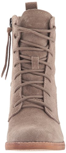 Dolce Vita Kvinnor Rowly Mode Boot Mörk Taupe Suede