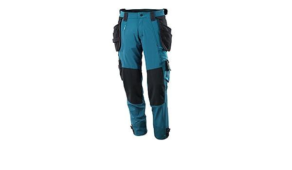 Mascot 17031-311-44-90C46 Trousers Safety Pants 90C46 Dark Petroleum