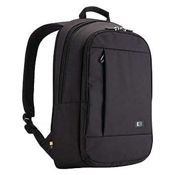 Amazon.com: Case Logic 15.6-Inch Laptop Backpack (Black) (MLBP ...