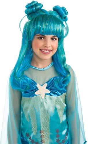 Rubies Magical Mermaid Wig (Girls Magical Mermaid Wig)