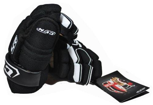 CCM 4 Roll Youth Hockey Gloves 2011