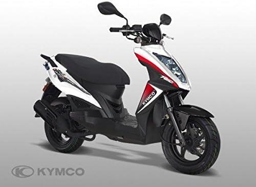 Kymco Agility Rs 50 Naked de 2 del Mofa, colores: Negro: Amazon.es ...