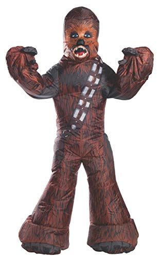 Carbonite Halloween Costume (Rubie's Star Wars Adult Chewbacca Inflatable Costume, One)