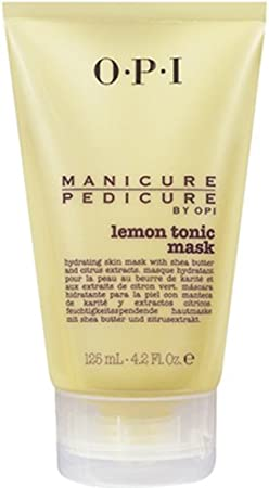 OPI Manicure/Pedicure Mask Lemon Tonic 1er Pack (1 x 125 ...
