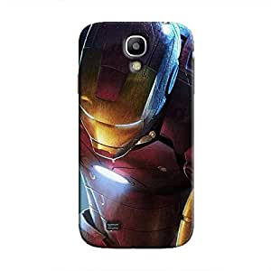 Cover It Up - Ironman Kneeling Galaxy S4 Hard Case