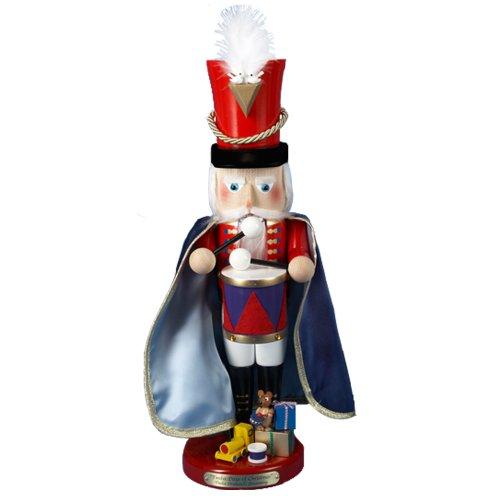 Steinbach 12 Day Of Christmas - Kurt Adler 19-Inch Steinbach 12 Days of Christmas Musical Nutcracker