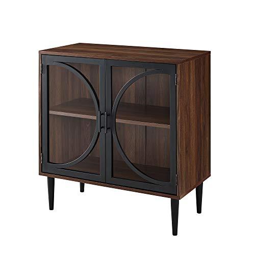 WE Furniture AZF30LOLADW Accent Cabinet, 30