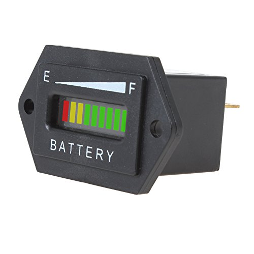 best aimila 36v led battery charge discharge status
