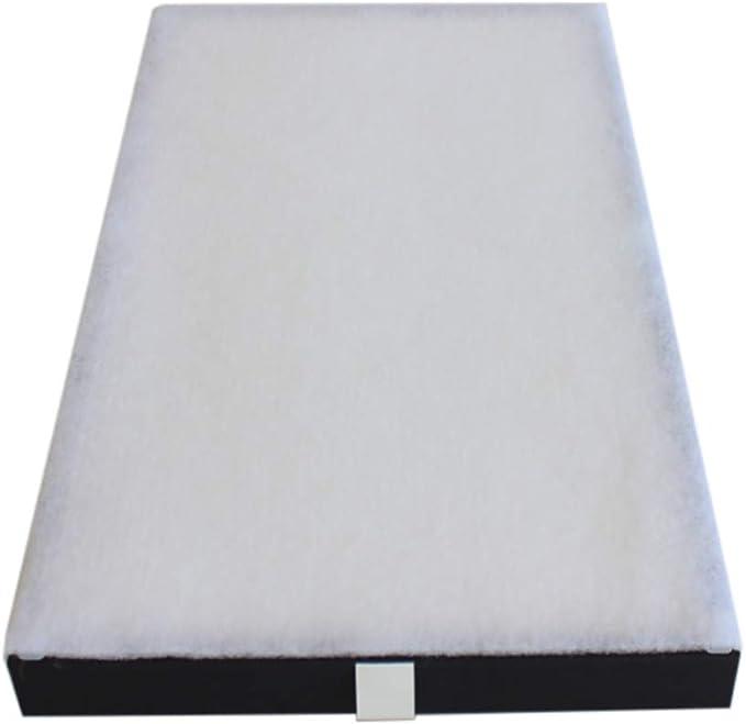 TwoCC Accesorios para aspiradoras, Para Whirlpool Wa-2001Fk Wa-2002Fk Accesorios para purificadores de aire Filtro de algodón Filtro: Amazon.es: Bricolaje y herramientas