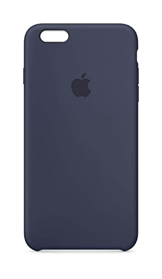 the best attitude 95cdc 6af08 Apple Silicone Case (for iPhone 6s Plus) - Midnight Blue