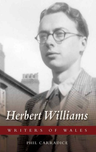 book cover of Herbert Williams
