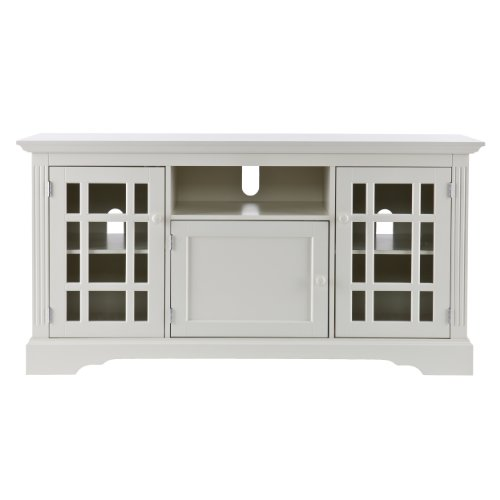 Delicieux SEI Chatsworth TV Media Stand, Off White