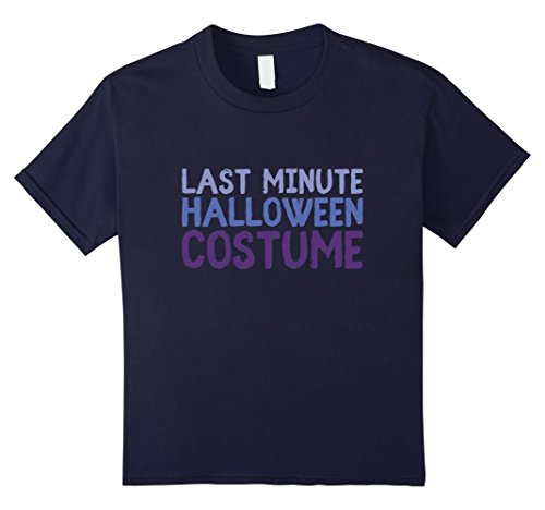 Last Minute Halloween Costumes To Wear To Work (Kids Last Minute Halloween Costume Funny Party Tshirt Gift Mens 12 Navy)