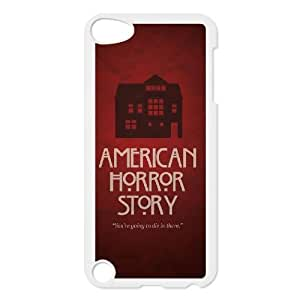 New Brand Case for iPod touch5 w/ American Horror Story image at Hmh-xase (style 1)