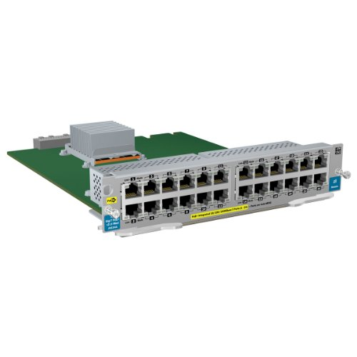 HP J9534-61101 24-port Gig-T PoE+ v2 zl Module by HP (Image #2)