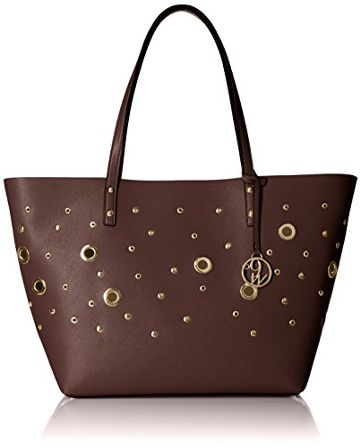 Nine West Darya Tote, Hot Chocolate